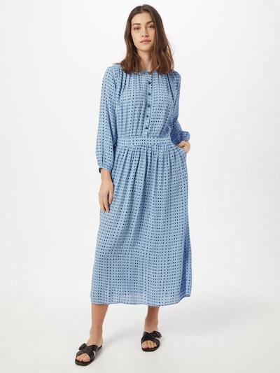 Noa Noa Kleid 'MOSS' in hellblau, Modelansicht