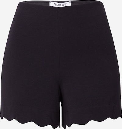 ABOUT YOU Pantalon 'Rylie' en noir, Vue avec produit