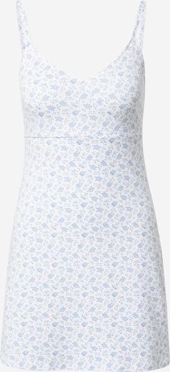 világoskék / fehér HOLLISTER Nyári ruhák, Termék nézet