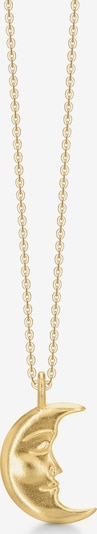 Polar Jewelry Goldkette 'Moon Necklace' in gold, Produktansicht