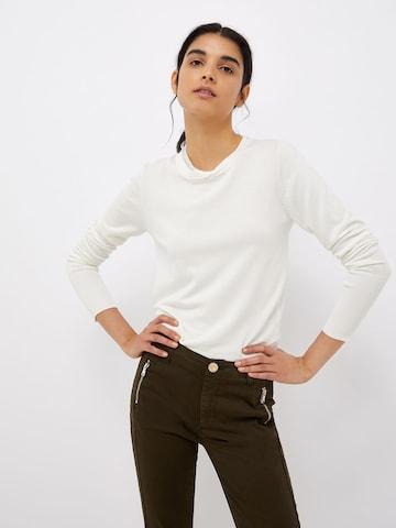 LIU JO JEANS Sweater in White