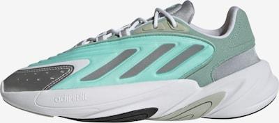 ADIDAS ORIGINALS Sneaker 'Ozelia' in grau / jade / weiß, Produktansicht