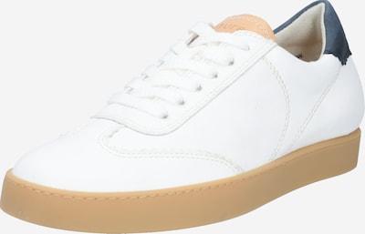 Paul Green Sneakers laag in de kleur Navy / Poederroze / Wit, Productweergave