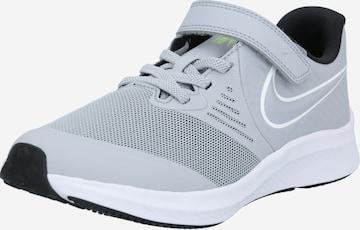 NIKE Sports shoe 'Star Runner 2' in Grey