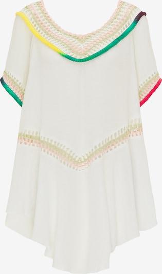 usha FESTIVAL Tuniek in de kleur Geel / Groen / Rood / Wit, Productweergave