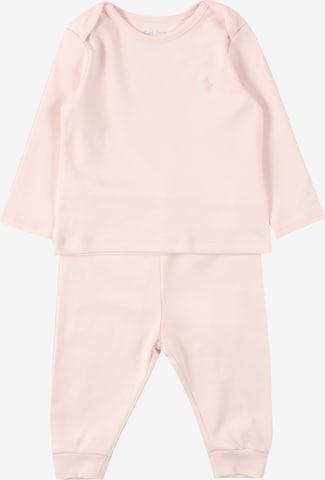 Polo Ralph Lauren Set i rosa