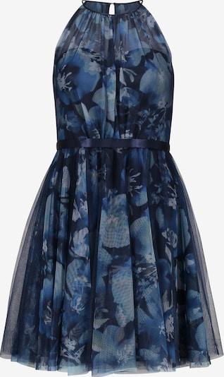 Vera Mont Abendkleid in blau / schwarz, Produktansicht