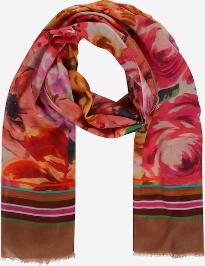 Sciarpa CODELLO di colore arancione / rosa / bianco, Visualizzazione prodotti