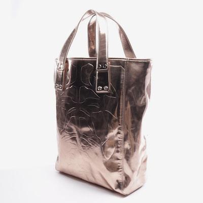 Alexander McQueen Shopper in L in kupfer, Produktansicht