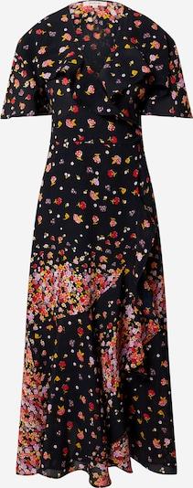 Derhy Kleid 'SUEDE' in mischfarben / schwarz, Produktansicht