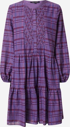 FRENCH CONNECTION Kleid 'AVETTA' in blau / lila / beere, Produktansicht