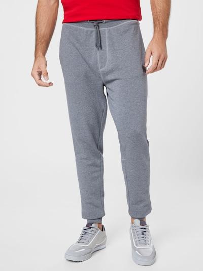 Pantaloni 'Sestart 1' BOSS Casual pe gri amestecat, Vizualizare model