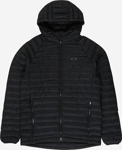 OAKLEY Sportjacke in schwarz, Produktansicht