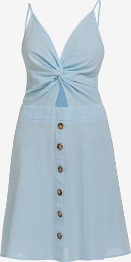 MYMO Robe d'été en bleu clair, Vue avec produit