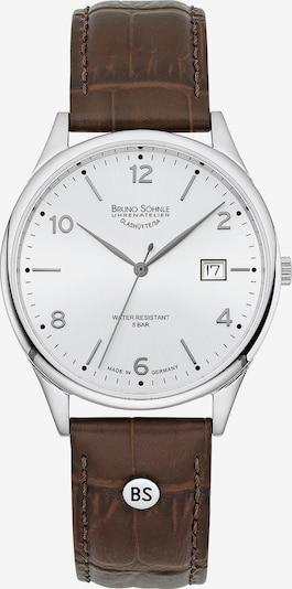 Bruno Söhnle Uhr in braun, Produktansicht