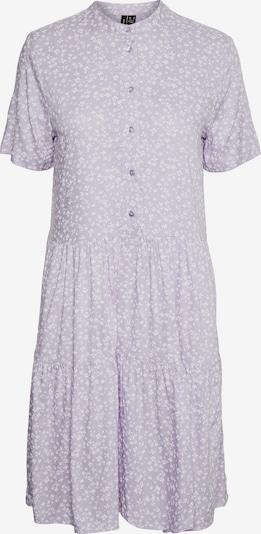VERO MODA Shirt dress 'Simone' in Pastel purple / White, Item view
