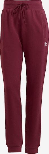 ADIDAS ORIGINALS Športne hlače | bordo barva, Prikaz izdelka