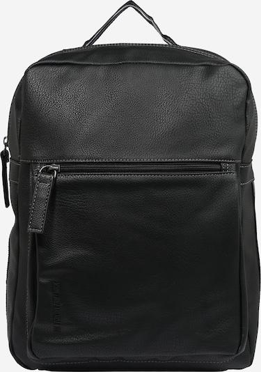 TOM TAILOR Rucksack in schwarz, Produktansicht