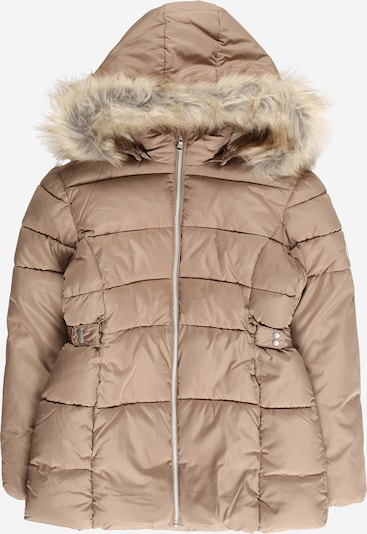 NAME IT Winter Jacket 'Merethe' in Light brown, Item view