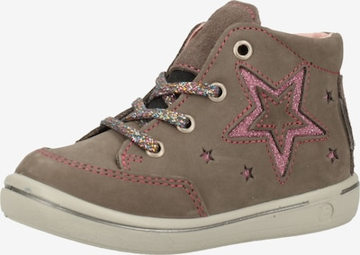 Pepino Sneaker in grau: Frontalansicht