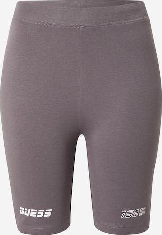 Pantalon de sport 'ALLISON' GUESS en gris