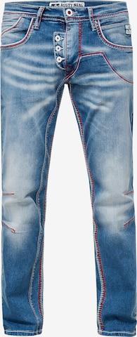 Rusty Neal Jeans 'RUBEN 46' in Blau
