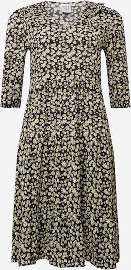 Rock Your Curves by Angelina K. Kleid in gelb / schwarz / weiß, Produktansicht