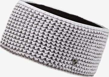 ZIENER Athletic Headband in White