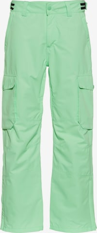 MAUI WOWIE Outdoor Pants in Green