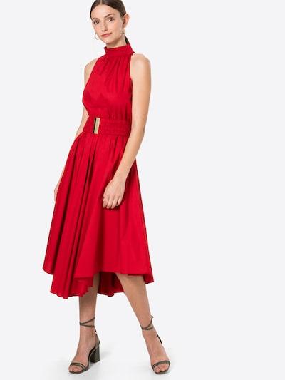 MICHAEL Michael Kors Sukienka koktajlowa w kolorze czerwonym, Podgląd na modelu(-ce)
