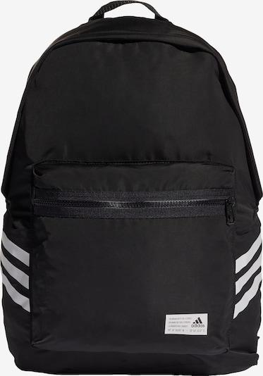 ADIDAS PERFORMANCE Rucksack 'Future Icons' in schwarz / weiß, Produktansicht