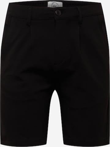 Pantalon à pince Kronstadt en noir