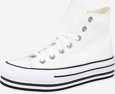 CONVERSE Baskets hautes 'CHUCK TAYLOR ALL STAR' en noir / blanc, Vue avec produit
