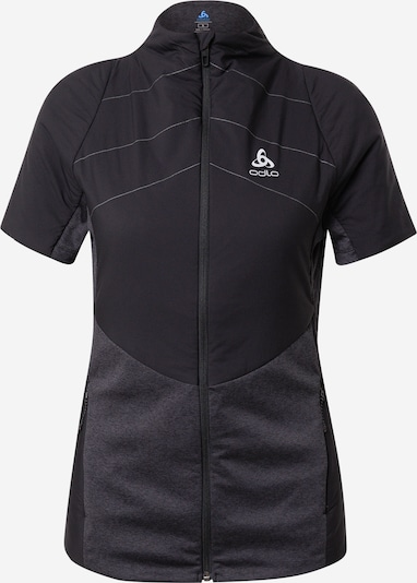 ODLO Sportbodywarmer 'Millennium' in de kleur Zwart, Productweergave