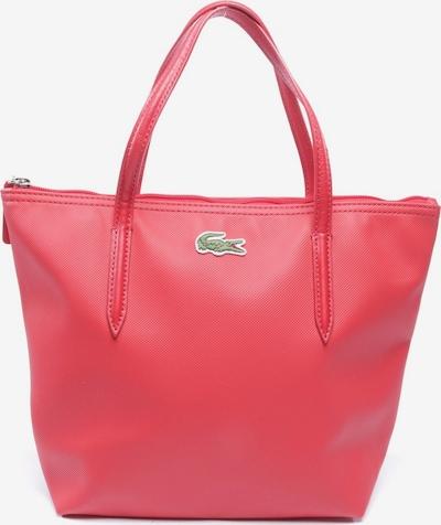 LACOSTE Handtasche in M in rot, Produktansicht