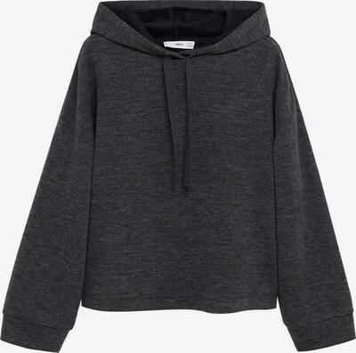 MANGO Sweatshirt in graumeliert, Produktansicht