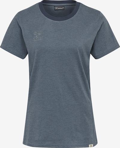 Hummel Functioneel shirt in de kleur Grijs, Productweergave