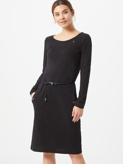 Ragwear Kleid 'Tanna' in schwarz, Modelansicht