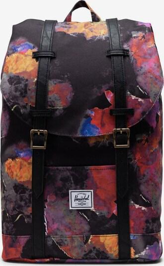Herschel Rucksack 'Retreat' in mischfarben / schwarz, Produktansicht