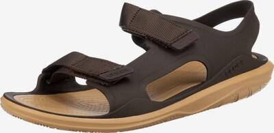 Crocs Sandale 'Swiftwater' in braun, Produktansicht