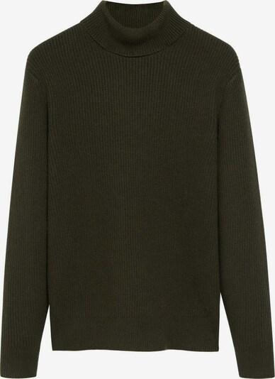 MANGO MAN Pullover in khaki, Produktansicht