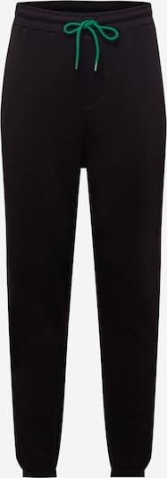 Urban Threads Pantalon en noir, Vue avec produit