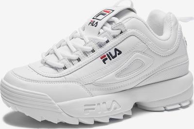 FILA Sneaker 'DISRUPTOR' in navy / rot / weiß, Produktansicht