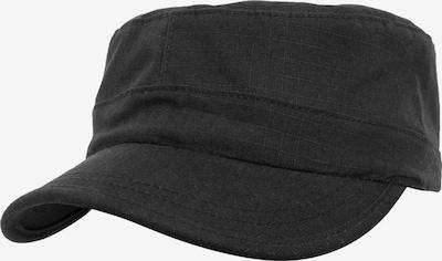 Flexfit Cap 'Top Gun Ripstop' in Black, Item view