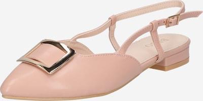 Balerini cu curea glezna 'RASHI' BEBO pe roz deschis, Vizualizare produs