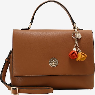 L.CREDI Handbag 'Floria' in Beige, Item view