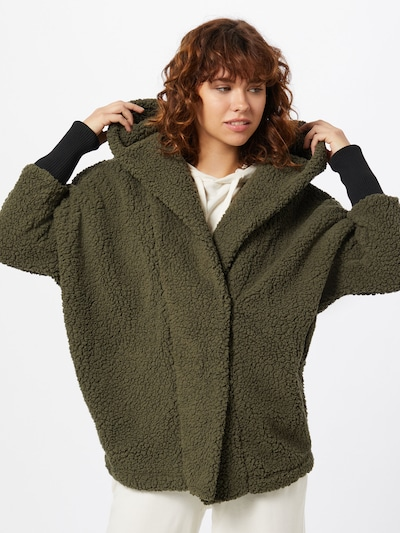 Noisy may Between-seasons coat in Olive, View model