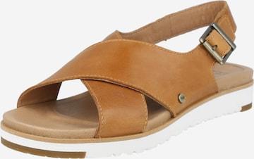 UGG Sandale 'KAMILE' in Braun