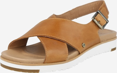 UGG Sandali s paščki 'KAMILE' | konjak barva, Prikaz izdelka