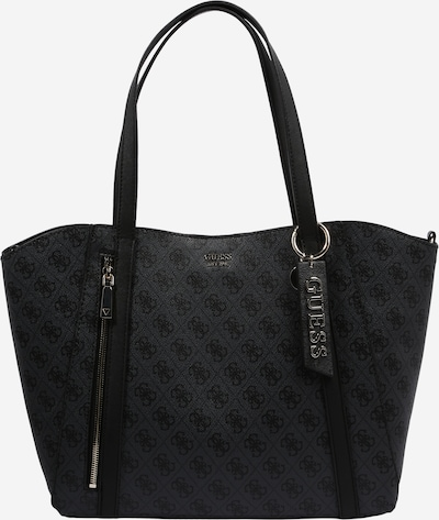 GUESS Shopper 'NAYA' in dark grey / black, Item view